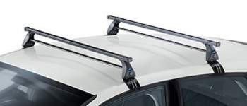 Bagażnik bazowy CRUZ BMW Serie 5 sedan E60 OT