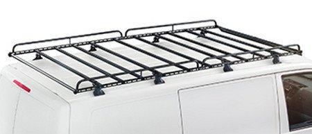 Bagażnik bazowy CRUZ Peugeot Expert platforma